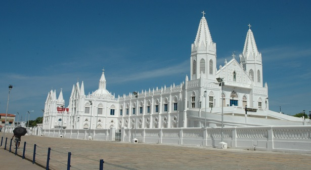 Velankanni-Church-1