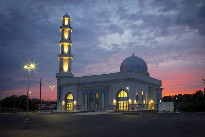 Ahmadiyya Muslim's Beautiful Mubarak Mosque in Brampton