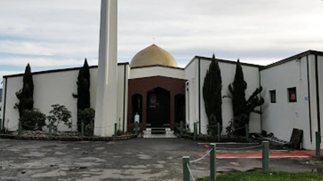 christchurch mosque