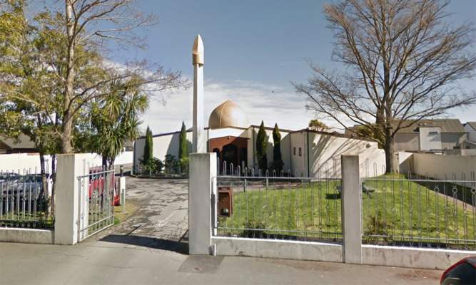 mosque on Deens avenue