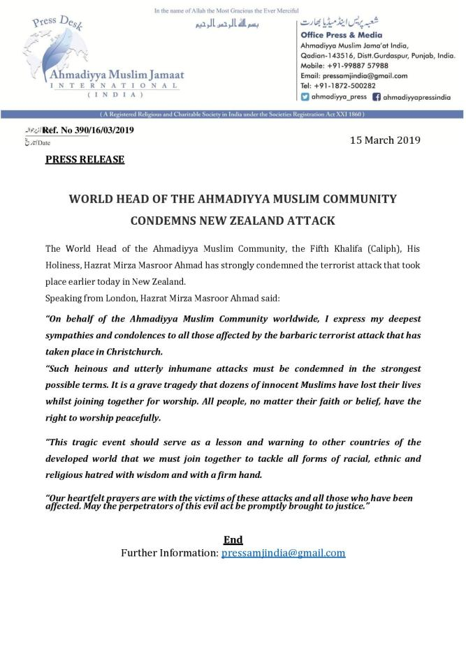 PR - Statement New Zealand Attack.March.19-page-001