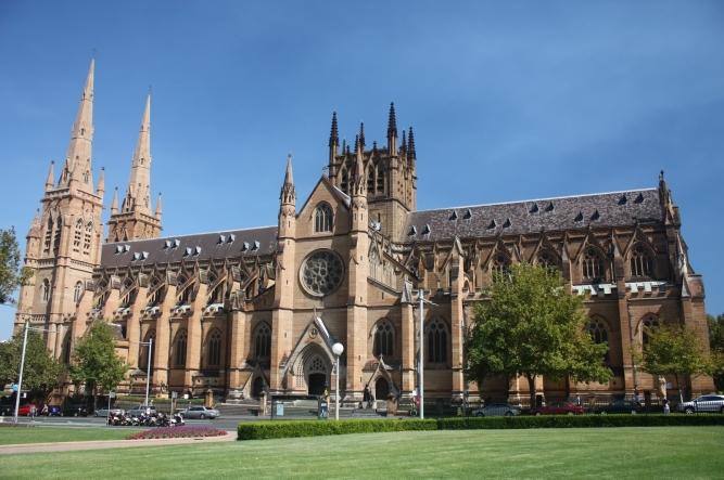st-marys-cathedral-sydney-australia