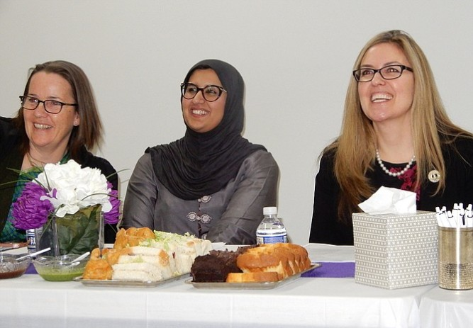 Women's Association of the Ahmadiyya Muslim Community hosts interfaith event
