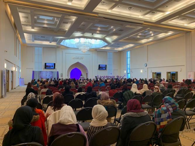 Ahmadiyya Muslim Women Auxiliary organizes Annual International Women's Day Interfaith Seminar at Bait-un-Nur Mosque, Calgary, Canada