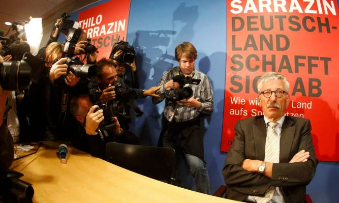 German far right writer
