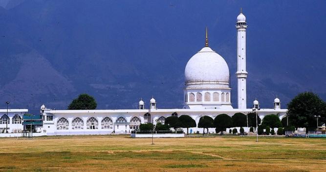 hazratbal-masjid-jammu-kashmir