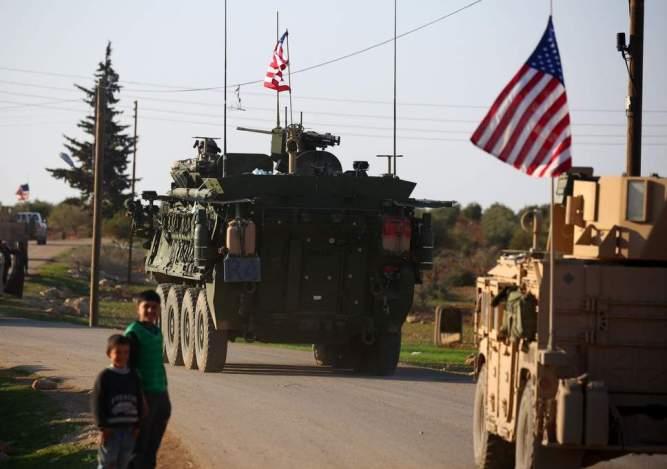 Syria-US-troops