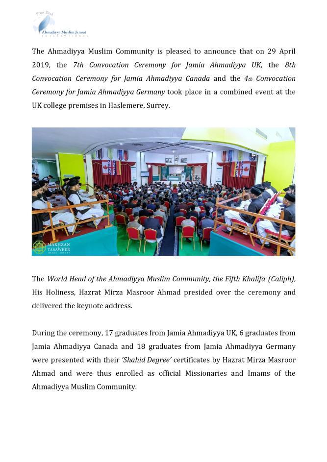 Jamia Ahmadiyya Convocation.Apr.19-page-002