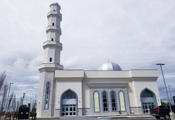 Mubrarak mosque Brampton