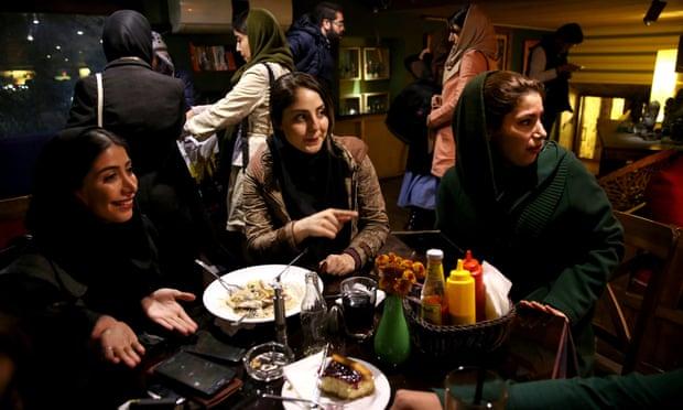 restaurant iran