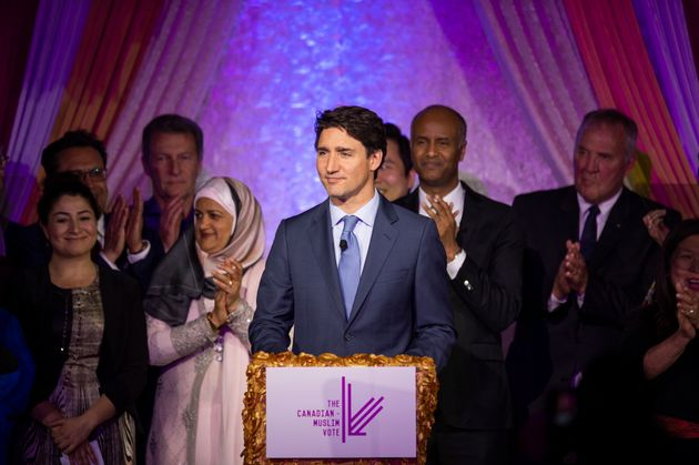 Trudeau and Muslims