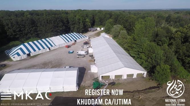 32nd National Ijtema - Majlis Khuddamul Ahmadiyya Canada