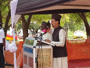 Ahmadiyya Muslim Mission Ghana, Maulvi Naeem Ahmed Cheema