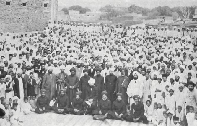 Jalsa History Ahmadiyya