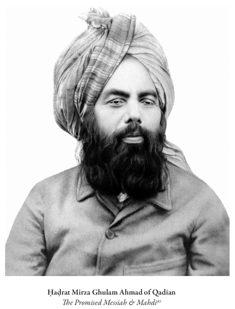 Hazrat Mirza Ghulam Ahmad,The Promised Messiah and Mahdi (as)