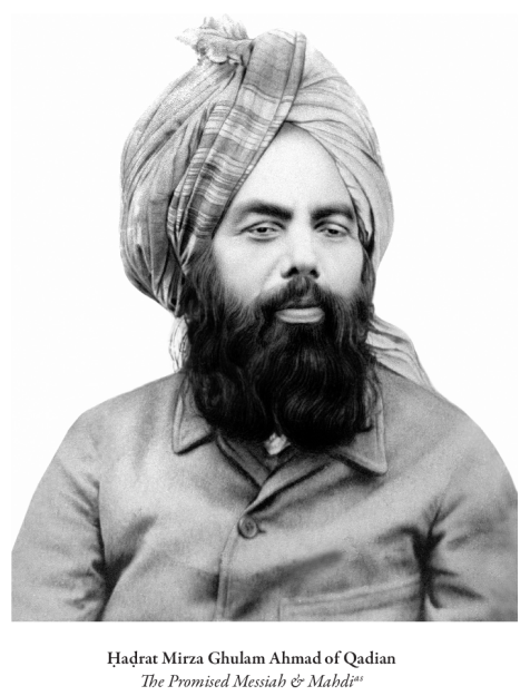 Hazrat Mirza Ghulam Ahmad, The Promised Messiah and Mahdi (as)