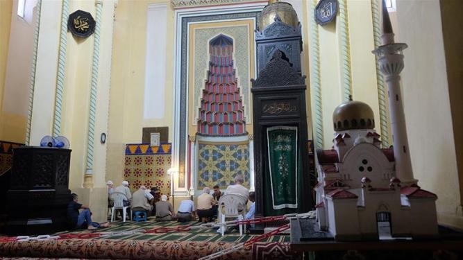 Romania mosque