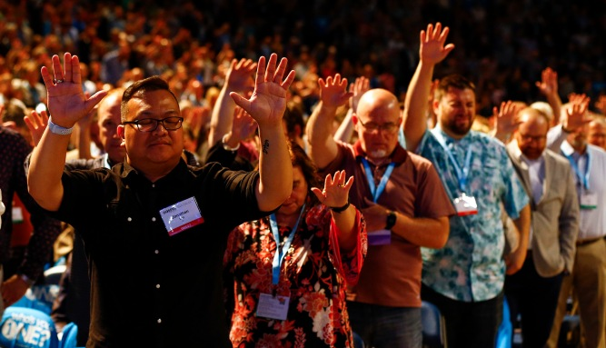 Southern Baptist Convention 2019