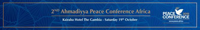 2nd Ahmadiyya Peace Conference Africa 2019 to be hosted at the Kairaba Hotel in The Gambia.jpg