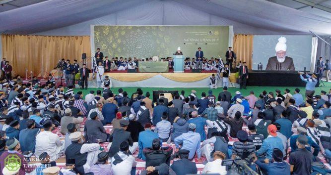 Head of Ahmadiyya Muslim Community concludes Majlis Khuddam-ul-Ahmadiyya Ijtema with faith-inspiring Address