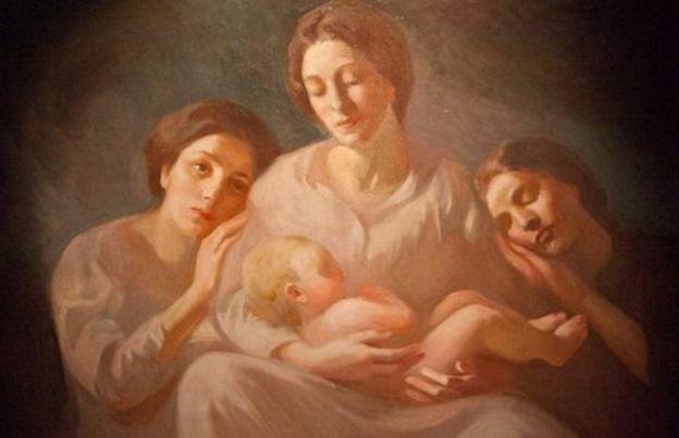 Khalil Gibran family
