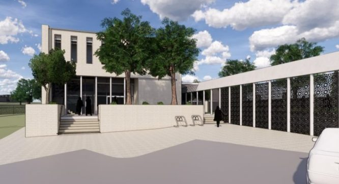 Ahmadiyya Muslim community lodges plans for a mosque to be built on land in Narrabundah2
