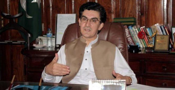 Deputy Commissioner Mardan Abid Wazir