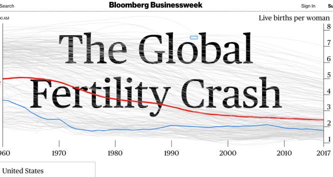 Fertility Crash