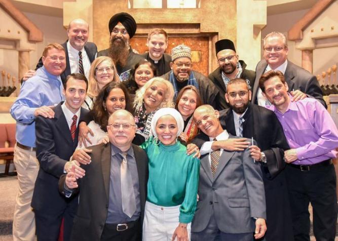 Ahmadiyya Muslim Community GA takes part in the 15th Atlanta Ecumenical Thanksgiving Celebration