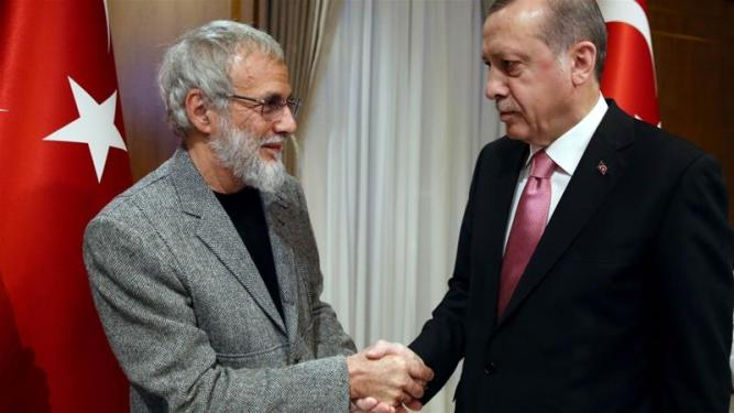 Erdogan and cat stevens