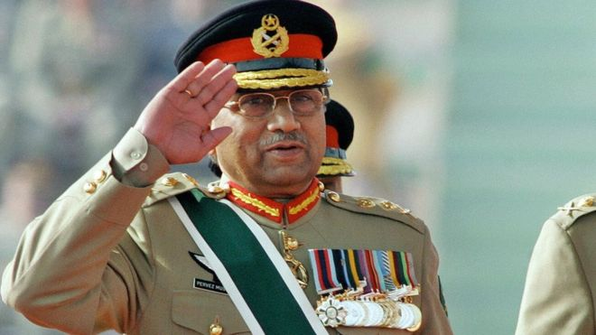 general musharaf