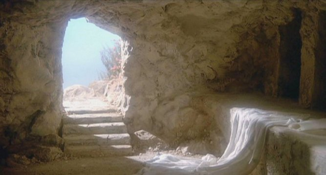 resurrection and empty tomb