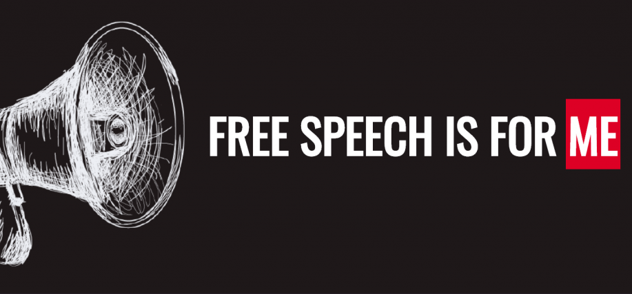 free-speech-is-for-me