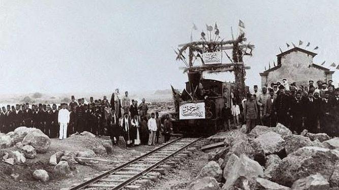 hicaz-demiryolu