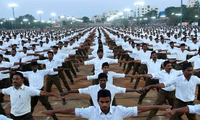 Hindu supermacists