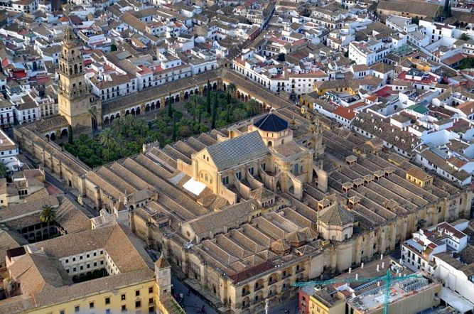 aerial-view-of-cordoba-mosque
