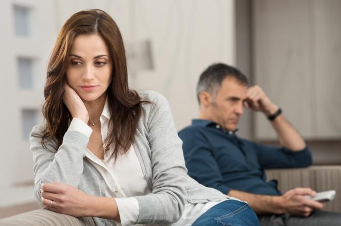 dysfunctional marriage