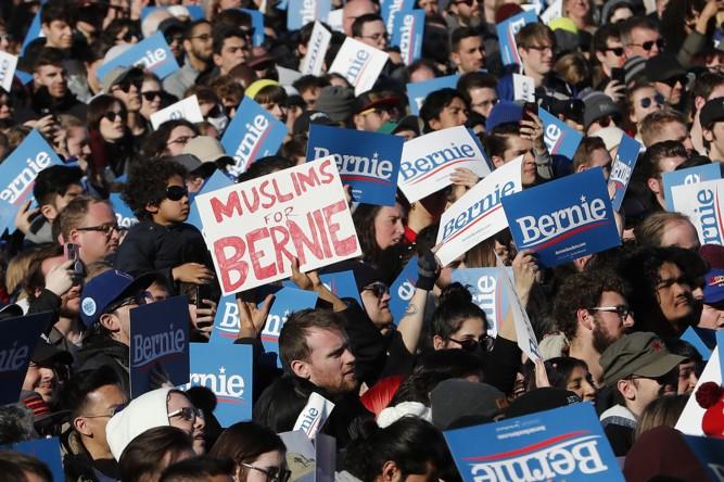 Muslims for Bernie