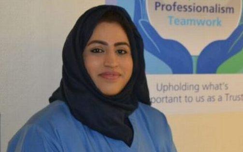 muslims nurse