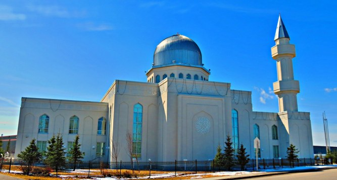 Flickr Bai'Tun Nur Mosque Calgary