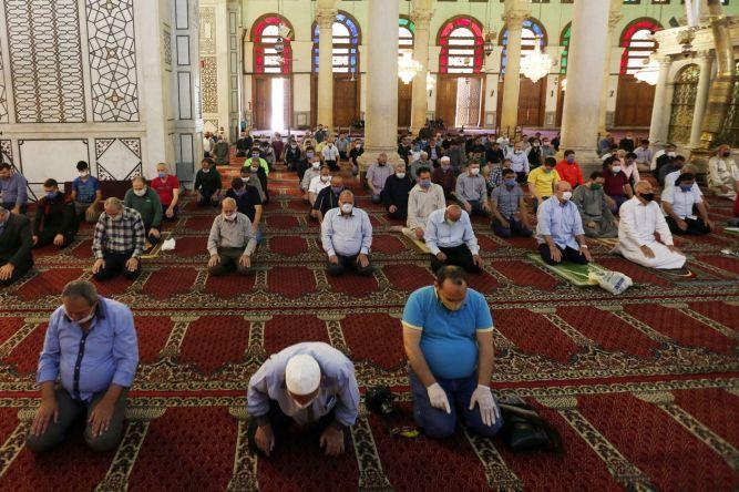 Iran Friday prayer