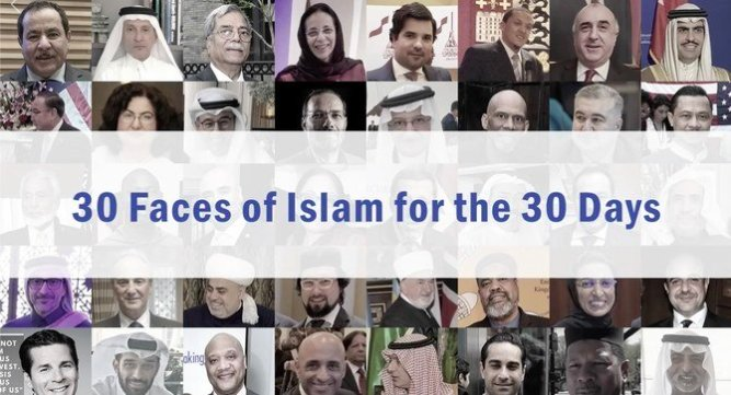 thirty faces of Islam