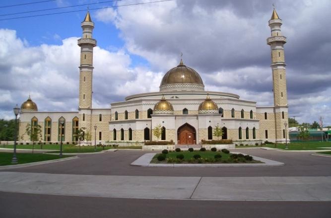 USA - Masjid Dearborn Mosque - Michigan USA
