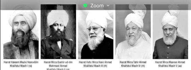 Khulfa-e-Ahmadiyyat