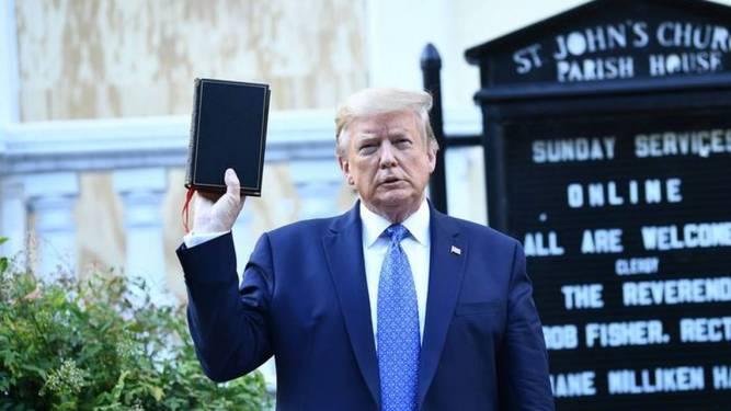 bible of Trump