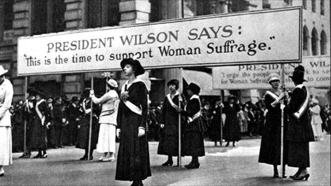 How Women's Suffrage Changed America Far Beyond the Ballot Box